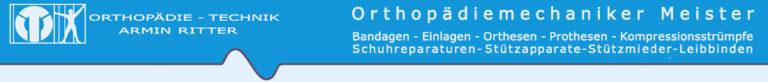 Link zu Armin Ritter Orthopädie
